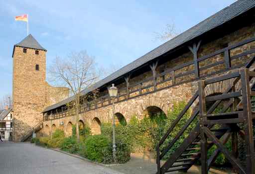 Stadtmauer in Ahrweiler